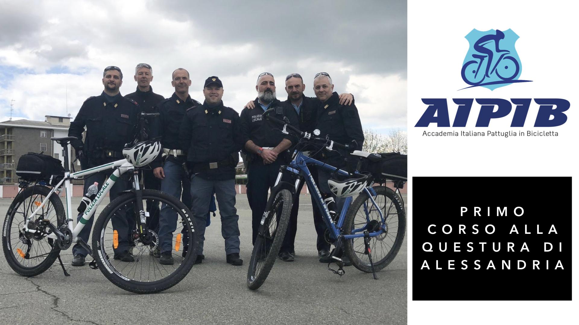 corso bike patrol questura alessandria