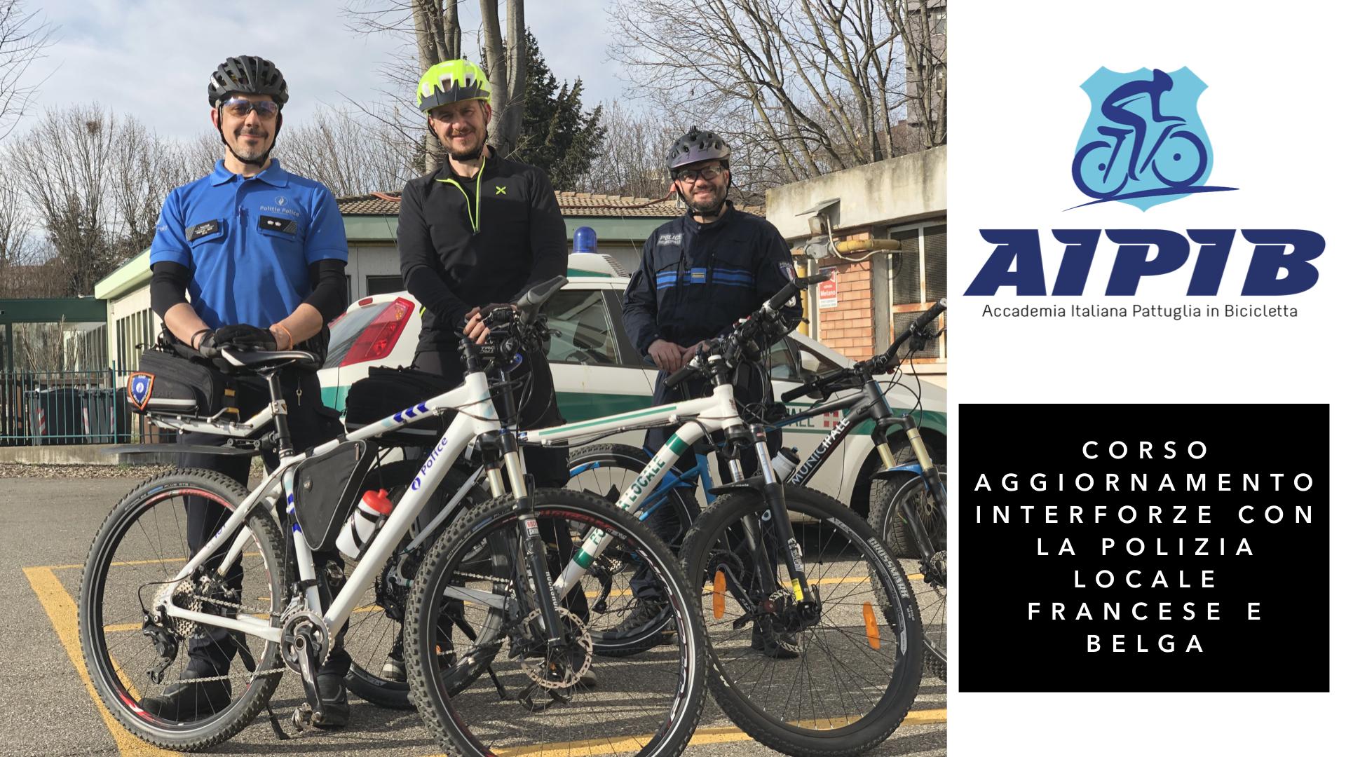 corso bike patrol  interforze