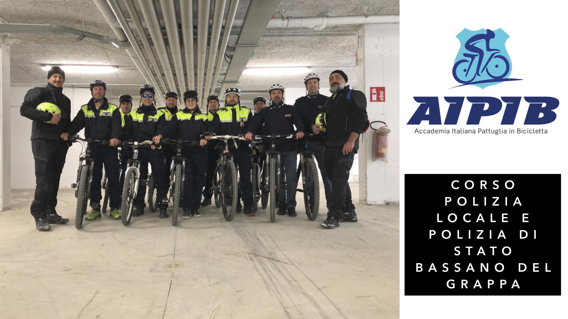corso bike patrol  bassano del grappa