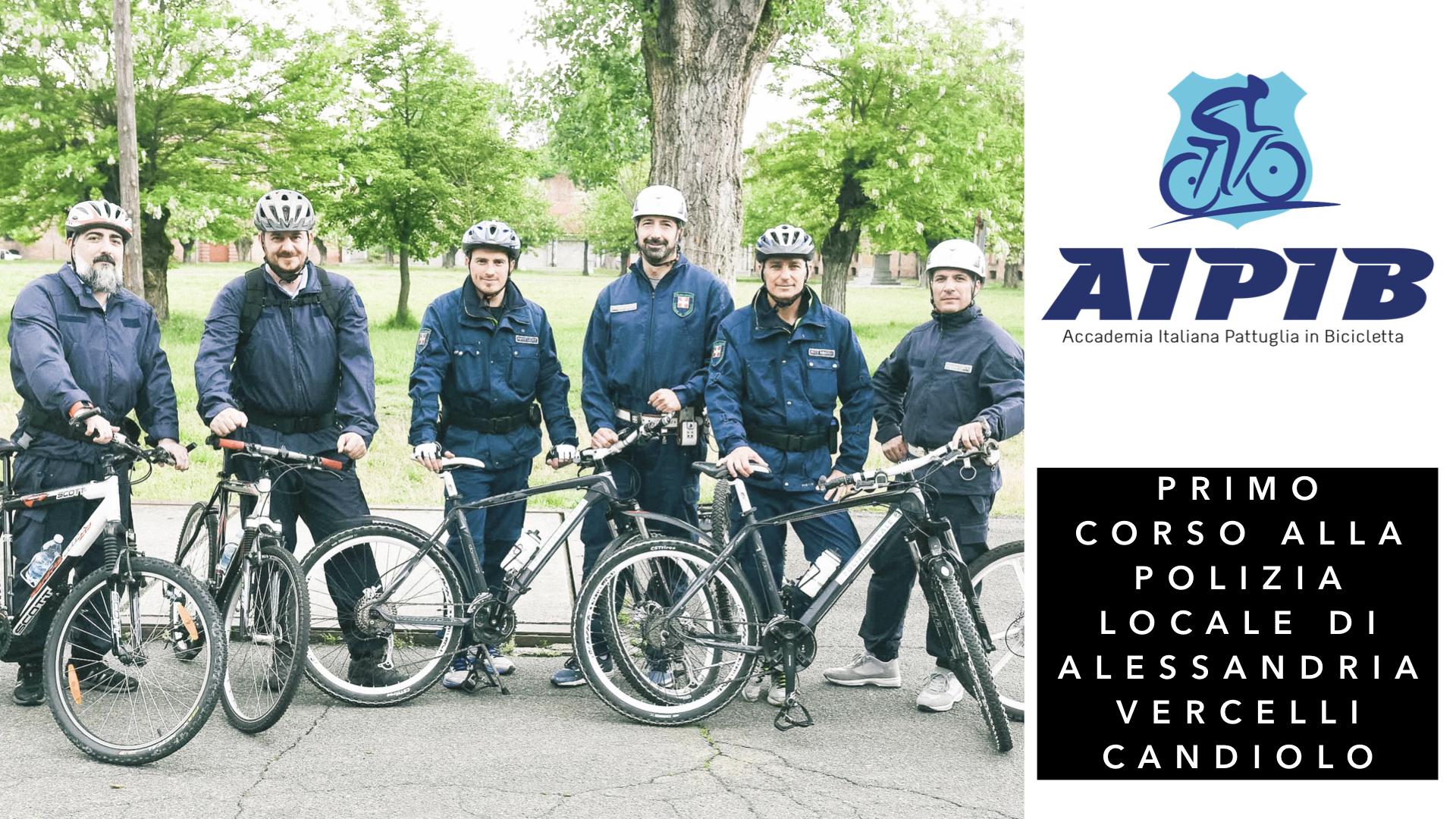 corso bike patrol alessandria vercelli candiolo