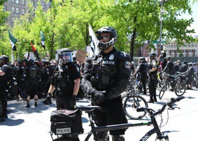 bike patrol ordine pubblico