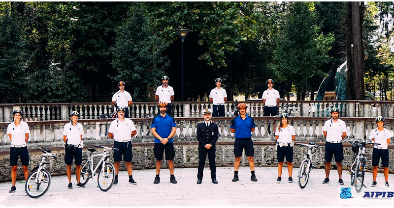Corso Bike Patrol Polizia Locale Treviso