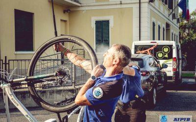 Tecniche operative capsicum e bike patrol