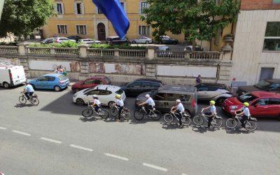 Corso Bike Patrol Polizia Locale di Siena