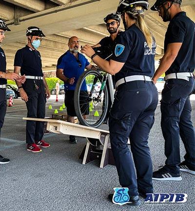 Corso Bike Patrol Polizia Locale Bassa Romagna